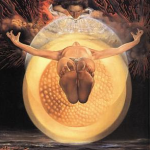 "Dali's ""Ascension"""